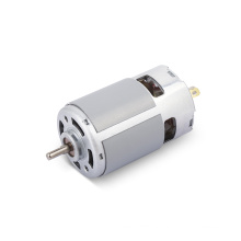 Electric lumbar support high speed high torque v rs775 24v 12v dc motor