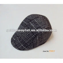 Cheap Striped Winter Ivy Hats For Men