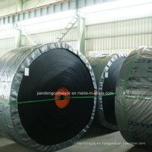 Banda transportadora de acero de alta resistencia para el sistema transportador