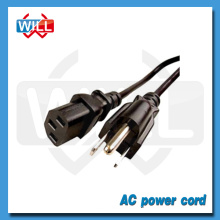 UL CUL certified 125v 250v high quality Canada electrical extension cord