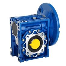 Speed reducer  transmission gearbox  Aluminum housing RV worm gear reducer  nmrv 050 worm gearbox