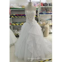 Aoliweiya Perla / Perla / Rhinestone / vestidos de boda de cristal