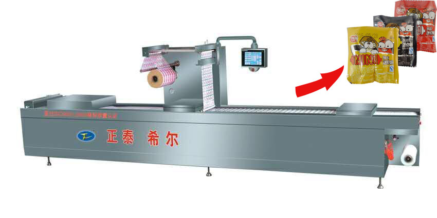 Egg Automatic Vacuum Packing Machine