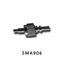 SMA 906 с металлическим наконечником оптоволоконного разъема