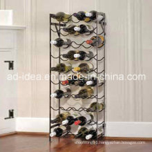 Special Design Metal Wine Display Stand/ Display Rack/Exhibition for Wine