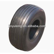 cortacéspedes de césped 13x5.00-6 uso semi sólida la rueda
