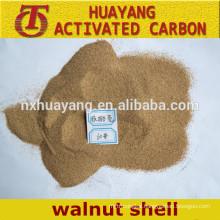 Abrasive walnut shell 60mesh walnut shell powder for polishing