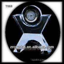 Maravilloso K9 Crystal Clock T068