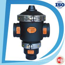 Precio de fábrica de riego por goteo Válvula de 3 posiciones y 3 vías