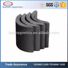 Y30BH/С8 оптимальной цене подгонять различные формы магнита феррита постоянного