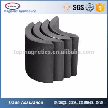 Y30BH / C8 Optimaler Preis Kundenspezifische verschiedene Formen Ferritmagnet Permanent