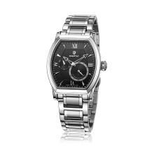 Montre bracelet automatique en acier inoxydable automatique