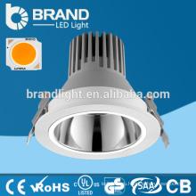5 лет гарантии, AC85-265V регулируемый светодиодный ресепшен Down Light 20W с драйвером Meanwell