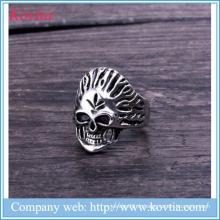2015 en acier inoxydable cool hommes anneau fun cadeaux pour les hommes belle mans ring