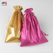 Изысканный шнурок атласные сумки для ювелирных изделий упаковка