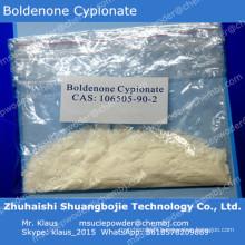 Poudre stéroïde Boldenone Cypionate de bodybuilding de muscle de vente chaude