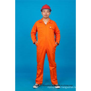 Günstige 65% Polyester 35% Baumwolle Sicherheit Uniform Gebrauchte Kleidung (BLY1022)