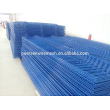 Welded Iron Wire Mesh Fence Panel for Garden Fence