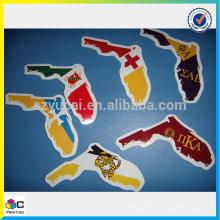 Etiqueta adesiva elegante do fabricante profissional