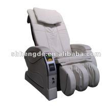2015 nouvelle chaise de massage actionnée par l'argent de papier