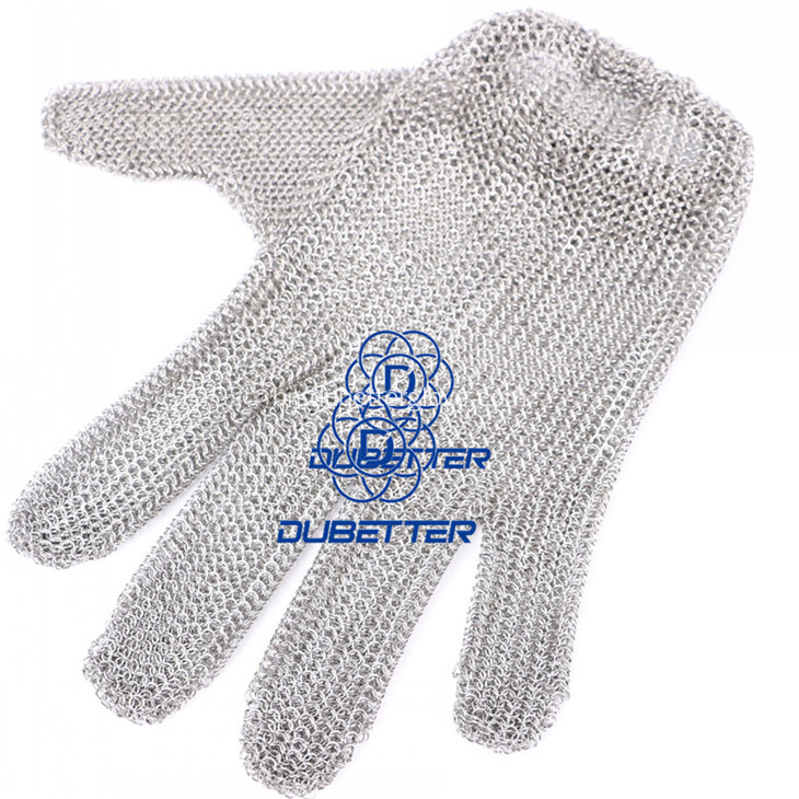 Dubetter Chainmail Oyster গ্লাভস