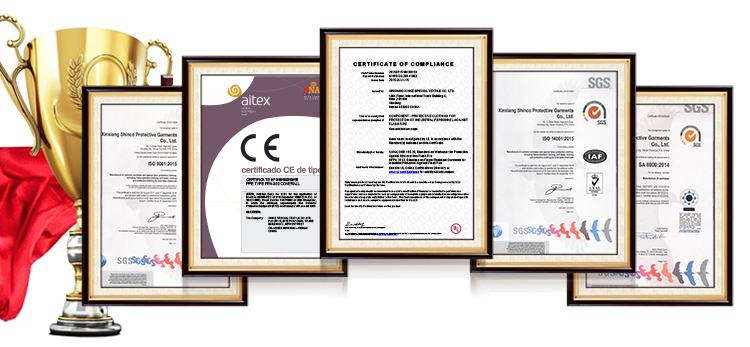 Certificate Xktex