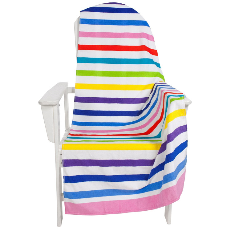 2 Person Jumbo Beach Towels
