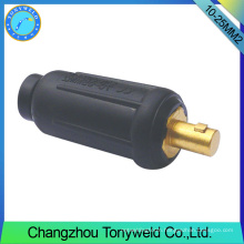 Welding machine parts tig torch cable plug