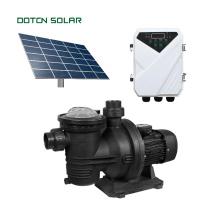 500W DC Solarpumpe zum Schwimmen