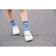 Lovely Cartoon Designs Kid Cotton Socks Custom Designs Popular Wholesale