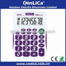 comfortable button calculator/8 digits big display calculator MS-183