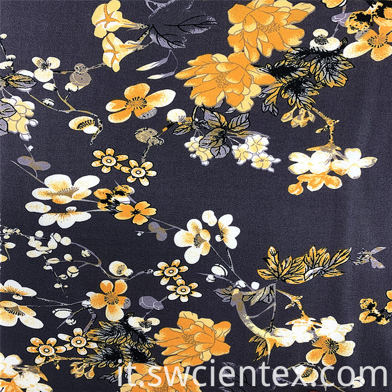 Women Blouse Print Fabric