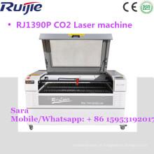 Máquina de gravação a laser Ruijie 1390 / Máquina de corte a laser para madeira
