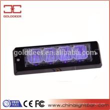 Magenta color LED luces de advertencia de seguridad (GXT-4)