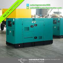 Offener oder stiller 60 kW Weichai Generatorpreis