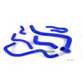 Auto Silikon Kühler Schlauch Kits Tube für Civic D15 / 16 Eg / Ek 92-00