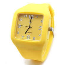 Alta qualidade relógio do esporte dos homens silicone relógio do esporte (hl-cd057)
