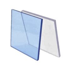 High-quality type, good performance, transparent heat insulation, for bus stations solid polycarbonate plastic sheet
