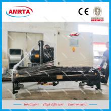 Hanbell Schraubenkompressor Wasserquelle Wärmepumpenkühler