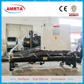 Ang Hanbell Screw Compressor Water Source Heat Pump Chillers