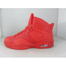 Nuevos zapatos de baloncesto rojos de la llegada con el agujero para los hombres / las mujeres