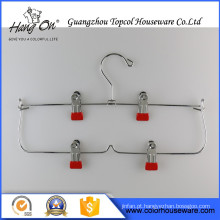 Adults Attractive Dry Cleaner Wire Hanger , More Colors For Choice 500 Wire Hangers