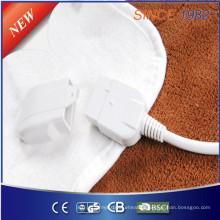 Cobertura de aquecimento elétrico portátil com certificação Ce GS CB