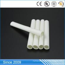 Flame Retardant 2.5KV Varnished Silicone Coated Fiberglass Sleeve