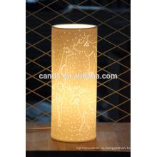 Декоративная Тумбочка Лампа Керамическая Свет