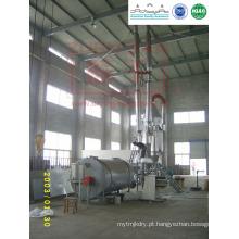 Secador de fluxo de ar da série Qg para argila