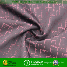 Two-Tone Pattern Jacquard Polyester Fabric for Fashionable Jacket