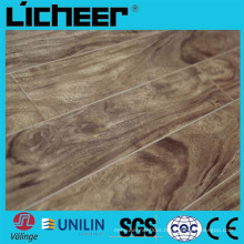 hot sales class made in germany laminate flooring/TUV Laminate flooring/Unilin click laminated floors