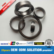 Corrosion Resistant And Chemical Resistant Carbide Seal Rings