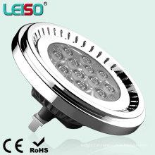 Halogène Taille 1200lm 80ra 12W G53 LED AR111 (LS-S012)